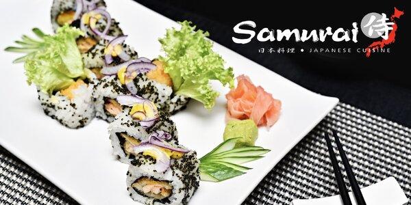 Teppanyaki v restauraci Samurai jen pro vás