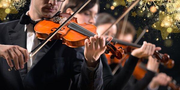 Vánočně laděné koncerty v kostele sv. Jiljí