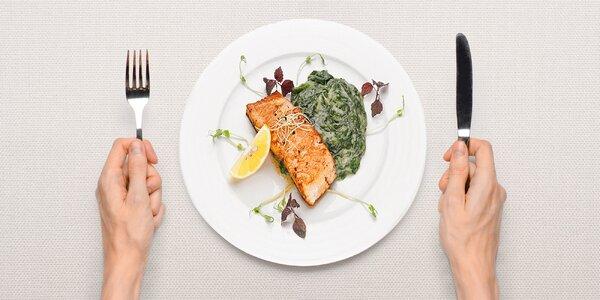 Obědové menu v restauraci Savoy v centru Brna