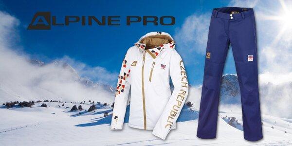 Dámské zimní oblečení Alpine Pro OH