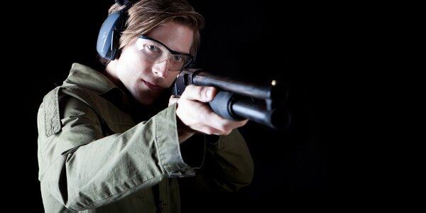 Zážitek s vůní střelného prachu pro pistolníky