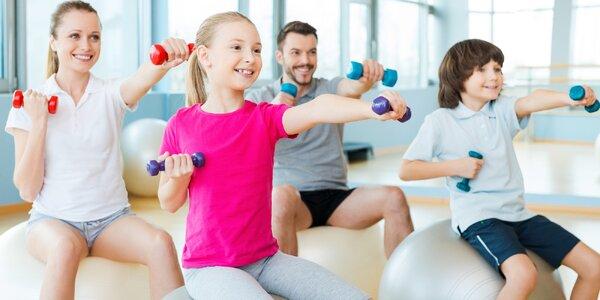 4týdenní dětský sportovní kurz Fit & fun®