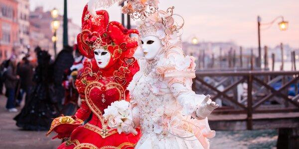 Víkendový výlet na karneval v Benátkách
