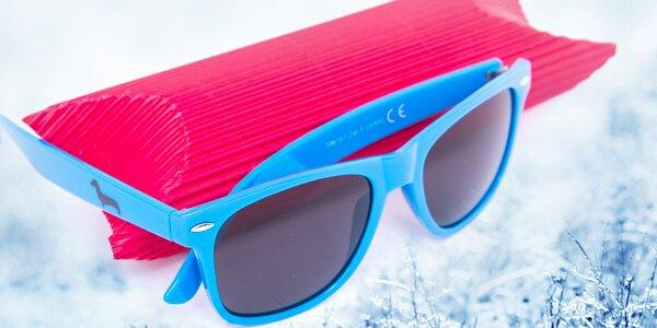 Značkové sluneční brýle v dárkovém balení