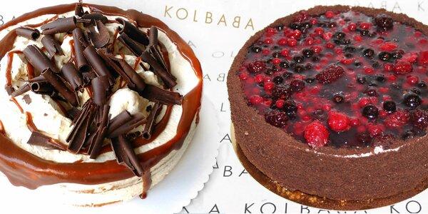 Osladí vám život: vyhlášené dorty od Kolbaby