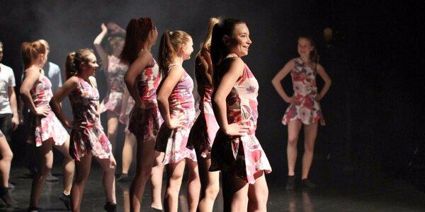 Vstupenka na Galavečer souborů Pop Balet