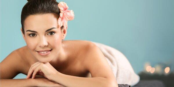 Celotělová masáž dle výběru pro ženy s peelingem