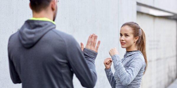 Sebeobrana pro každého: Lekce Fit4Fight Self Defense