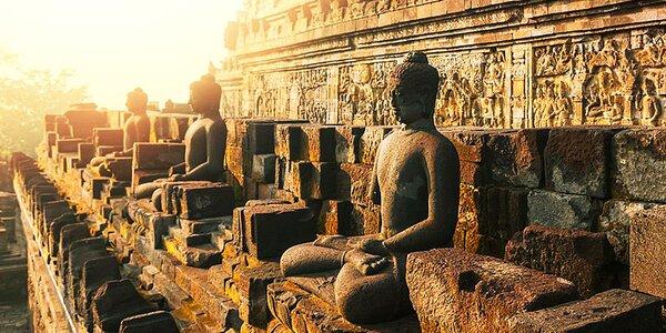 Buddhova stopa: Mystická únikovka pro 2-5 hráčů