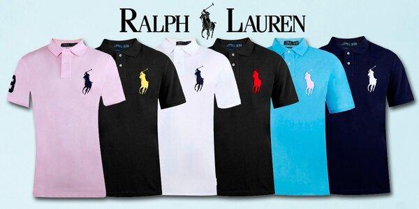Pánské polokošile Ralph Lauren big pony