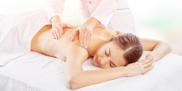 Lymfatická masáž celého těla
