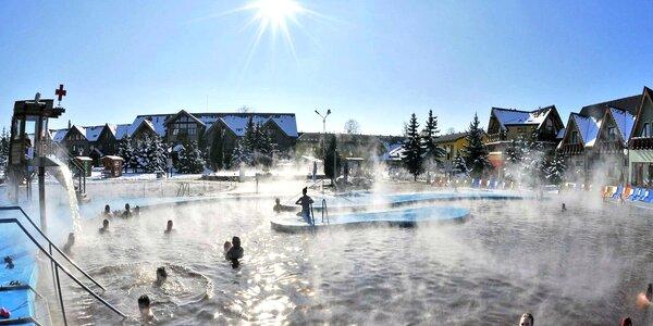 Wellness & Aquapark pobyt v Bešeňové