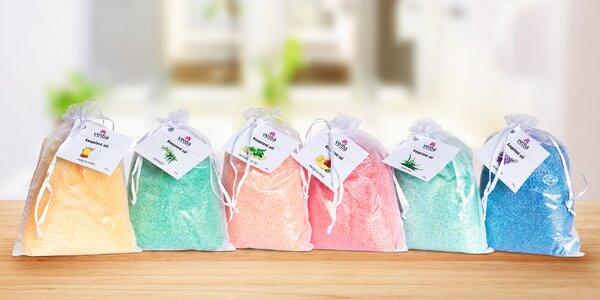 Domácí lázně: Balíček koupelových solí Velba