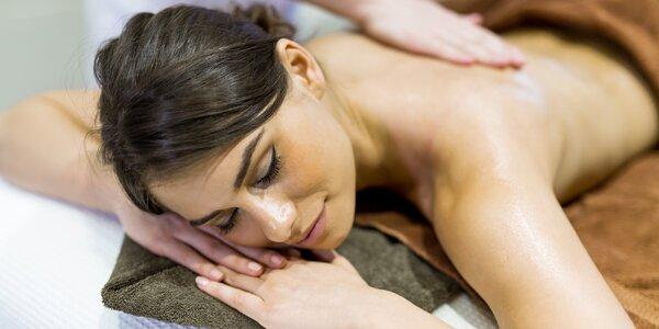 Hodinová ruční lymfatická masáž - detoxikační