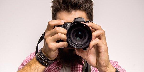Základní fotokurz s teorií i praxí v Praze