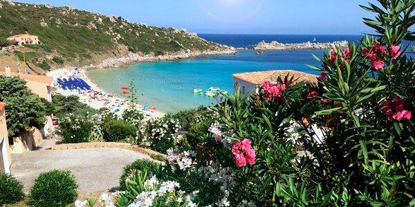 Zájezd na Sardinii vč. ubytování a výletů
