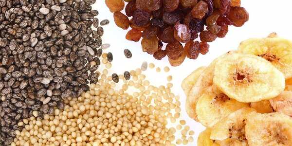 Quinoa a balíčky plné zdraví