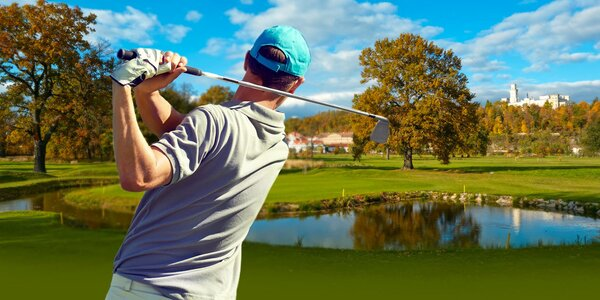 Golfový kurz MAX v luxusním Golf&Spa Resortu