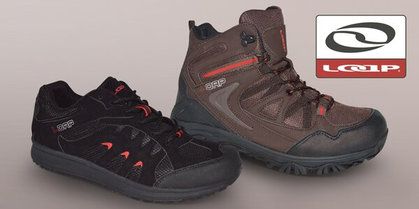 Pánská outdoorová obuv Loap