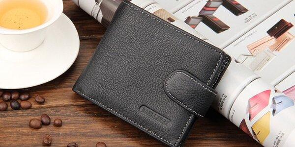 Kožené pánské peněženky