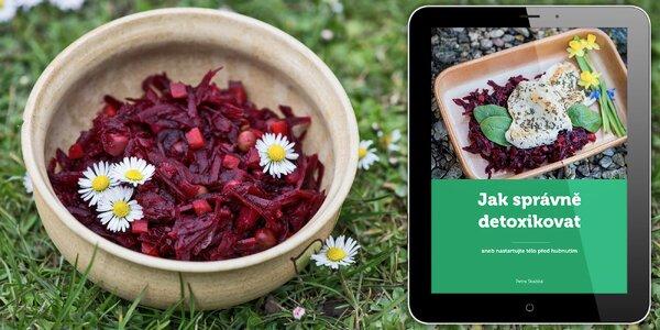 E-kniha: Novoroční detoxikace za 28 dní