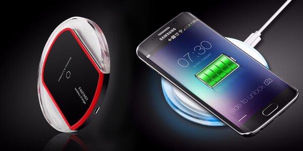 Pohodlné a bezdrátové nabíjení Android a iOS