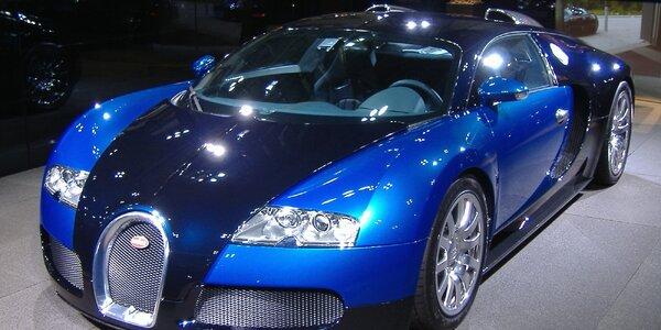 Výlet na autosalon v Ženevě včetně vstupenky