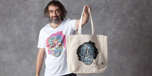 Plátěná taška od Jakuba Koháka pro Klokánky