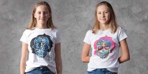 Dětská trička od Jakuba Koháka pro Klokánky
