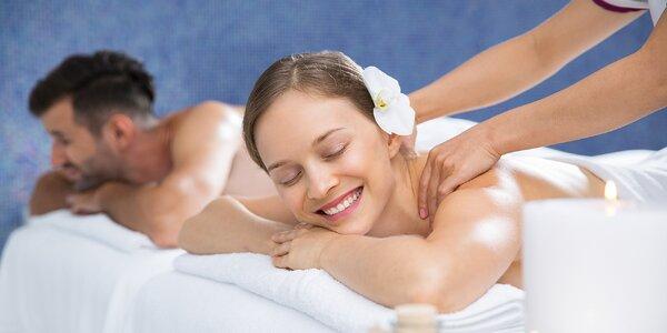 Relaxační pobyt se stravou i masáží na Vysočině