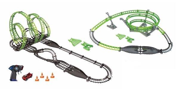 Silverlit Autodráhy X-TREK pro hravé děti