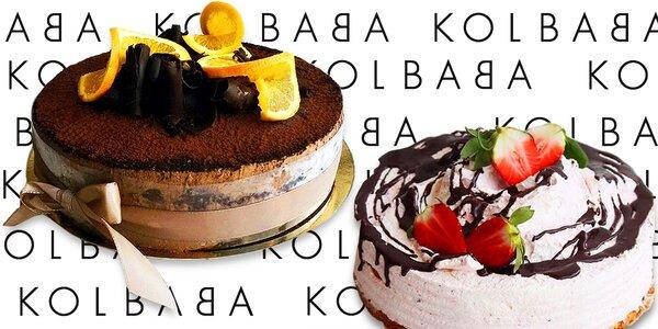 Božské dorty z ostravské cukrárny Kolbaba
