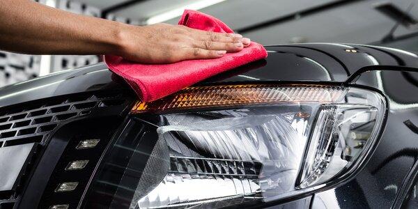 Důkladná očista vašeho automobilu