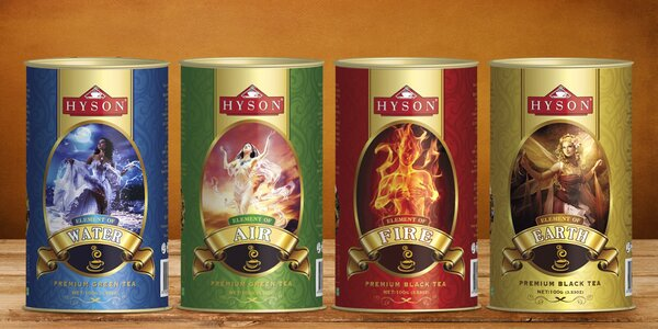 Originální cejlonské čaje vysoké kvality