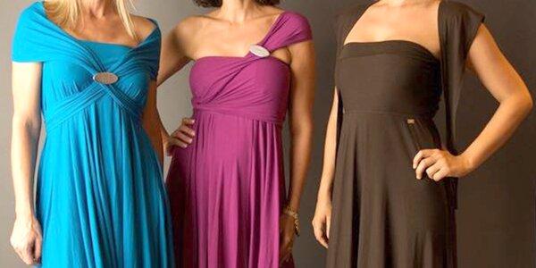 Originální šaty Chameleon: 10 způsobů nošení