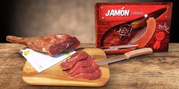 Půlkilová minikýta Jamón v dárkovém balení