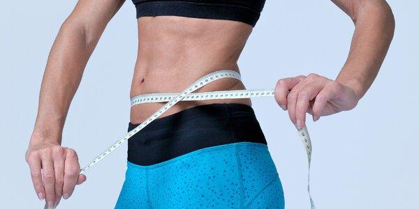 12 vstupů na cvičení Slim Belly pro vosí pas