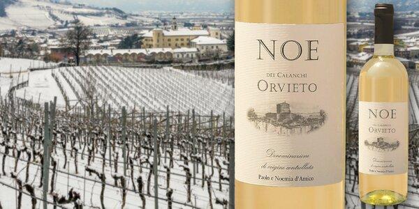 3 nebo 6 lahví NOE dei Calanchi: osvěžte se lehkým vínem z Umbrie