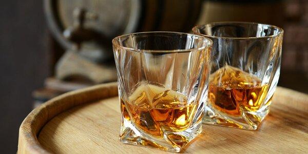 VIP degustace až 30letých rumů vč. pohoštění
