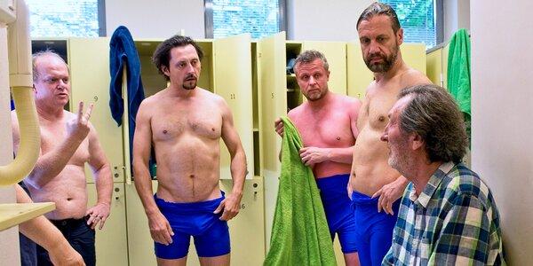 Dva lístky na českou komedii Manžel na hodinu