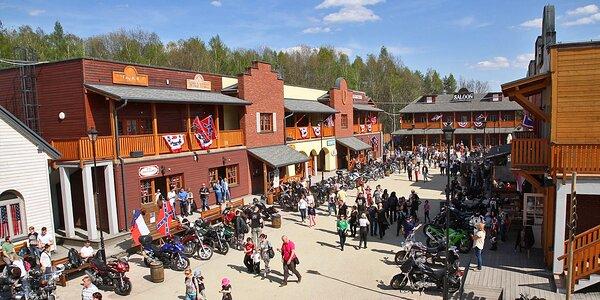 Pobyt v polském westernovém městečku TwinPigs