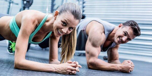 Kruhový trénink pro ideální váhu a pevné tělo