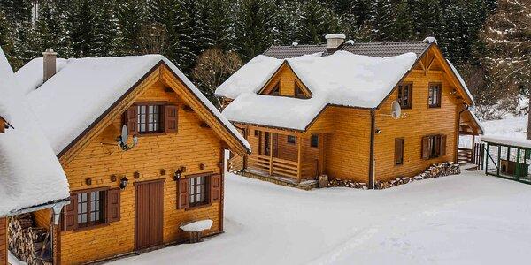 Zážitkové ubytování v dřevěnici na Liptově