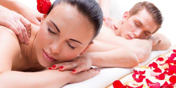 Párová masáž dle výběru
