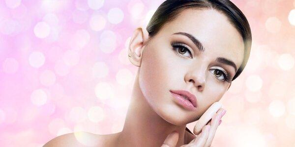Valentýnské potěšení pro ženy s masáží obličeje