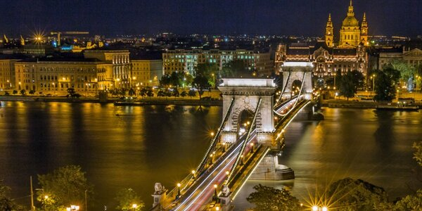 Budapešť, termály a vinný sklep s degustací
