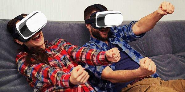 Brýle na virtuální realitu: 3D zábava u vás doma