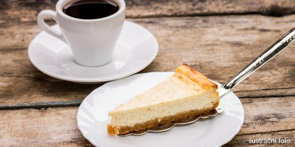 2x nápoj a cheesecake dle výběru v herně Topolino