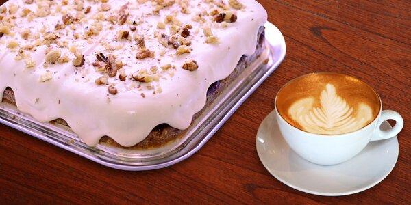 Mlsejte zdravě: Lahodná káva a veganský dezert