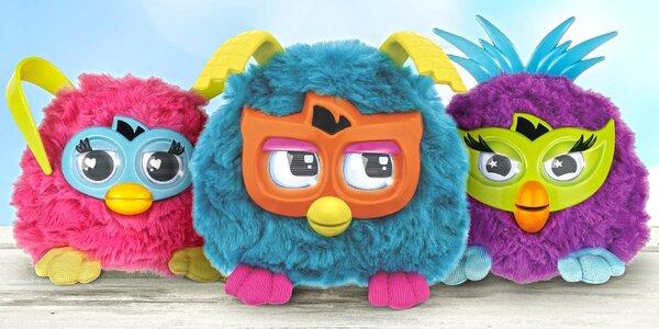 Chlupáč Furby: Interaktivní hračka pro děti